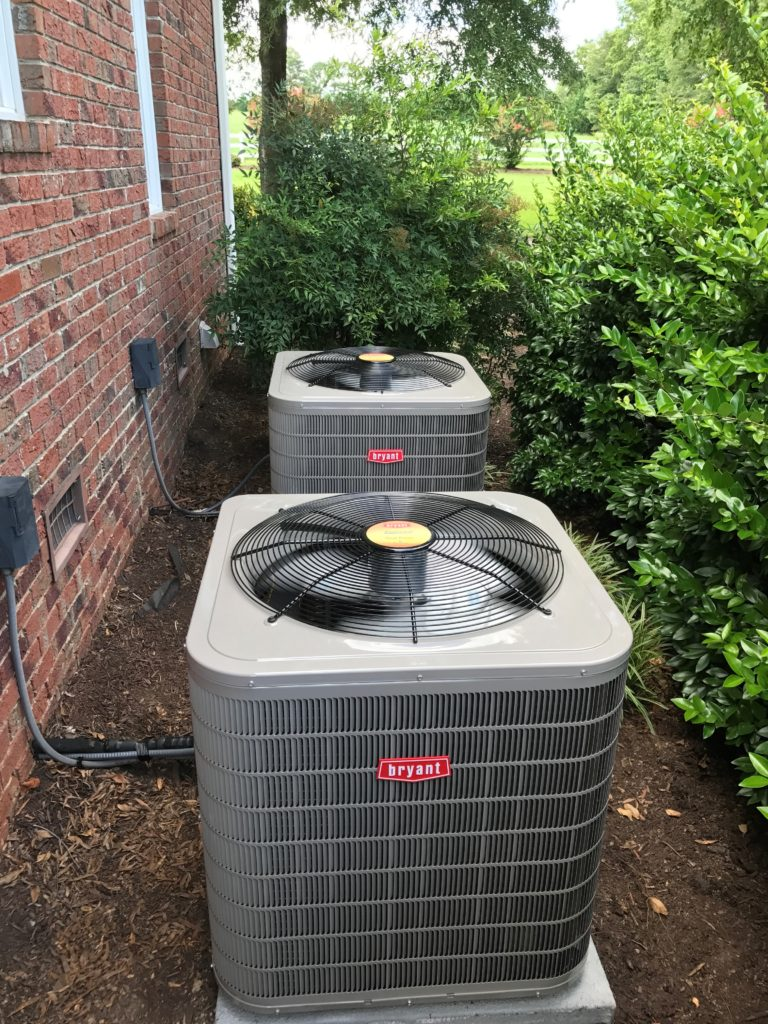hvac air conditioning cooling fuquay-varina