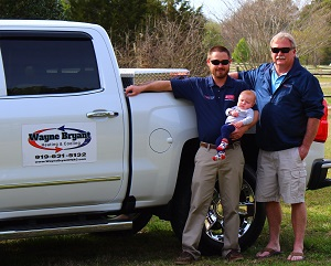fuquay-varina family owned heating and cooling